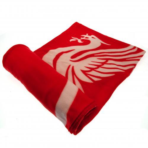 Fleecová deka Liverpool FC PL