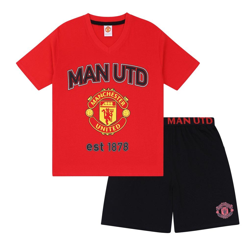 Pánske pyžamo Manchester United FC