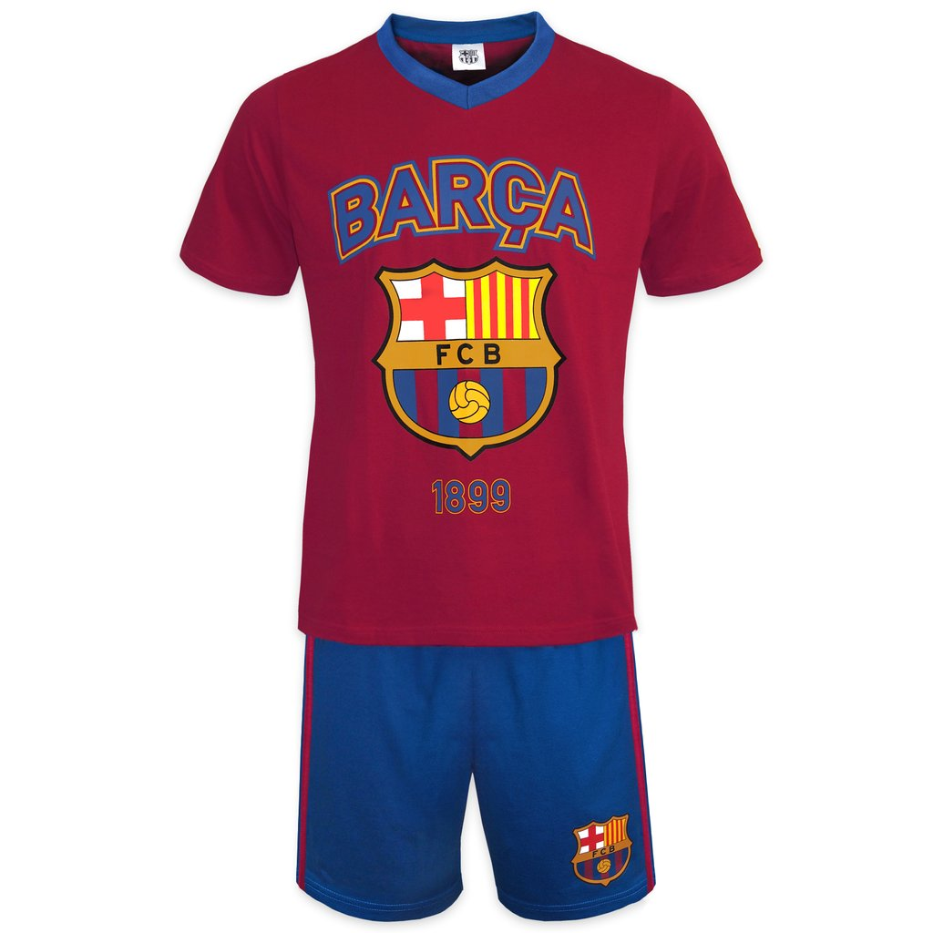 Pánske pyžamo Barcelona FC
