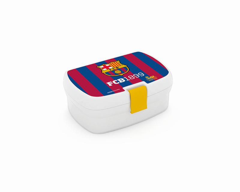Box na desiatu Barcelona FC