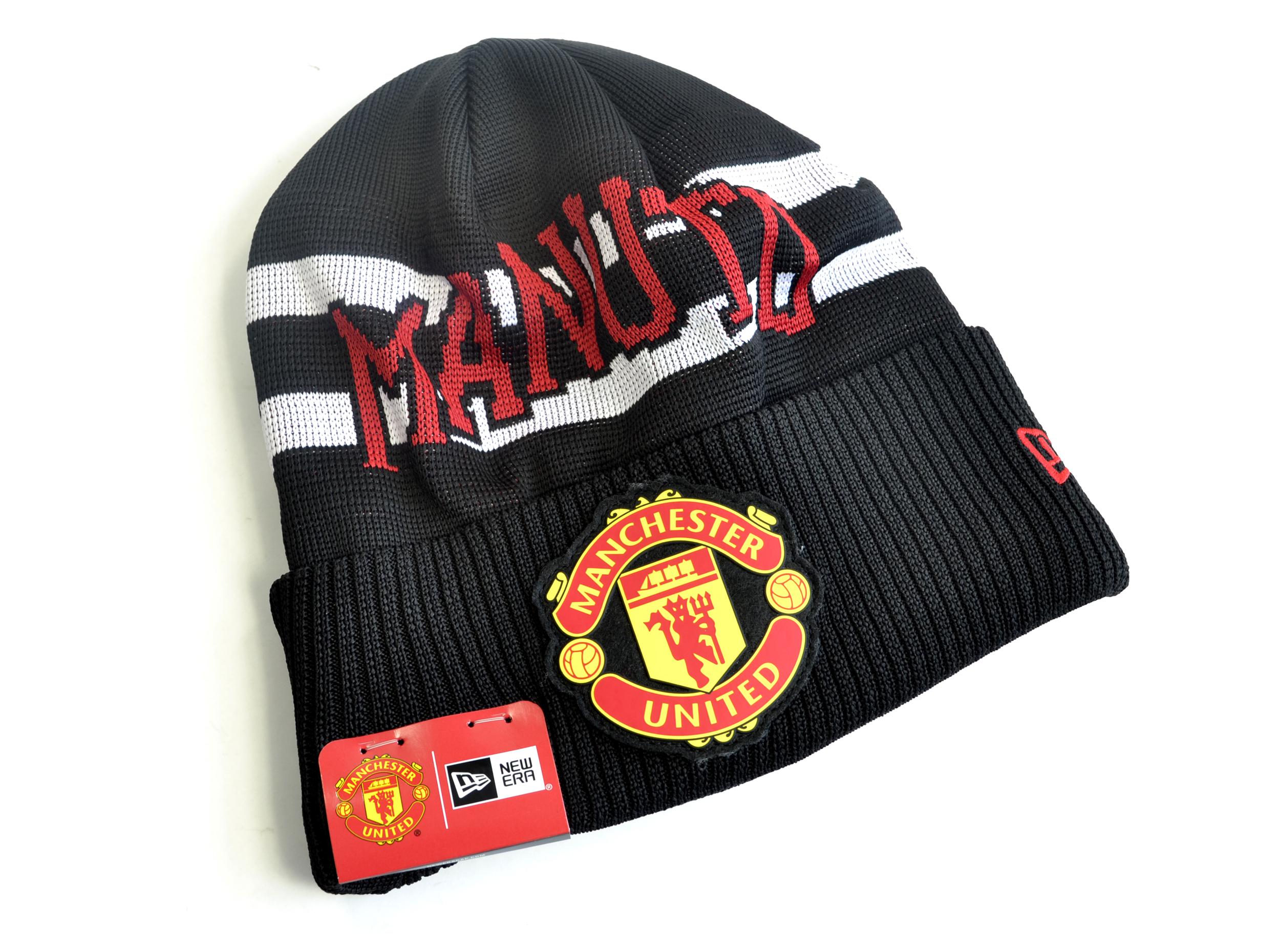 Čiapka Manchester United FC New Era Crest