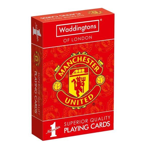 Žolíkové karty Manchester United FC