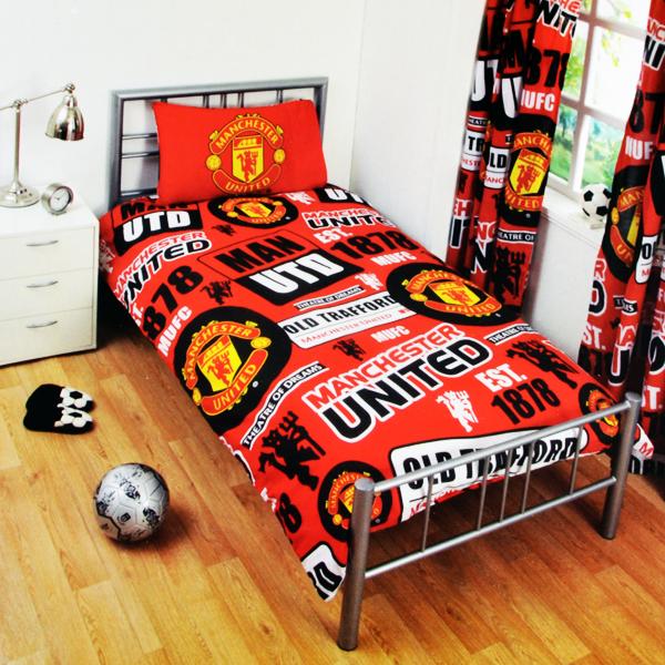 Futbalové obliečky Manchester United FC PL