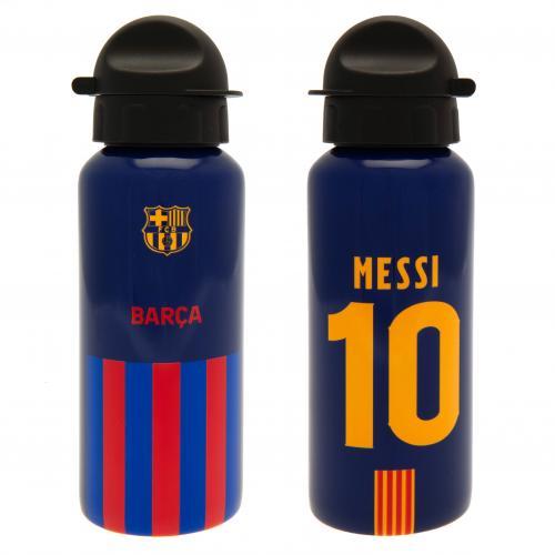 Alu fľaša Barcelona FC Messi 10