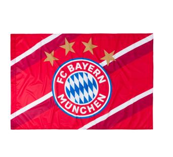 Vlajka FC Bayern München